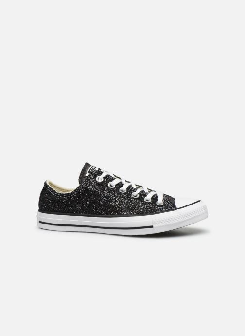 Trainers Converse Chuck Taylor All Star Galaxy Dust Ox Black back view