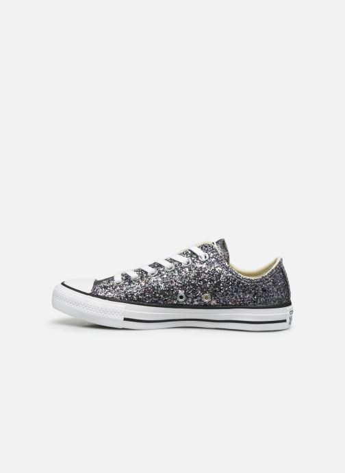 Trainers Converse Chuck Taylor All Star Galaxy Dust Ox Grey front view