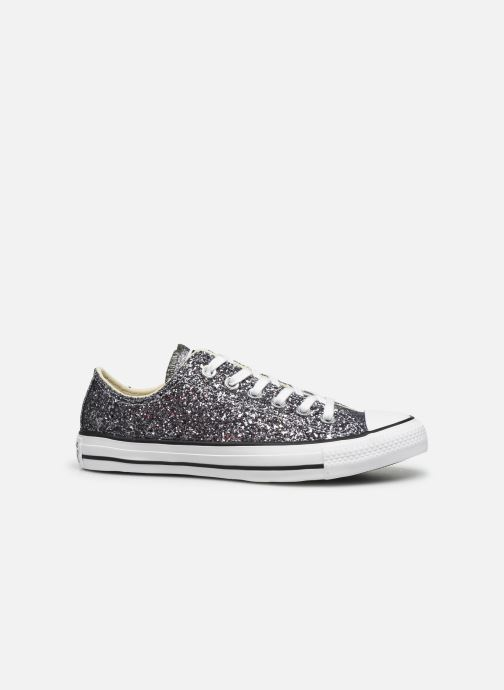 Trainers Converse Chuck Taylor All Star Galaxy Dust Ox Grey back view
