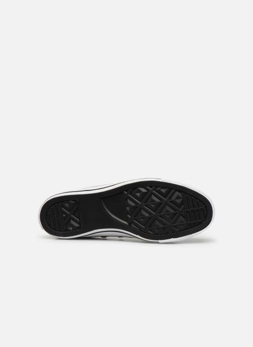 Sneaker Converse Chuck Taylor All Star Galaxy Dust Ox grau ansicht von oben