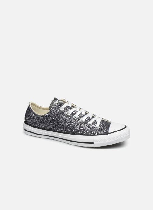 Trainers Converse Chuck Taylor All Star Galaxy Dust Ox Grey detailed view/ Pair view