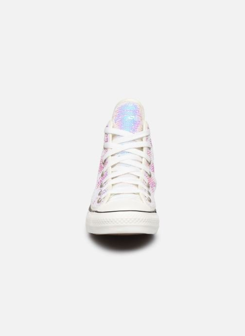 Trainers Converse Chuck Taylor All Star Minisequins Hi Multicolor model view