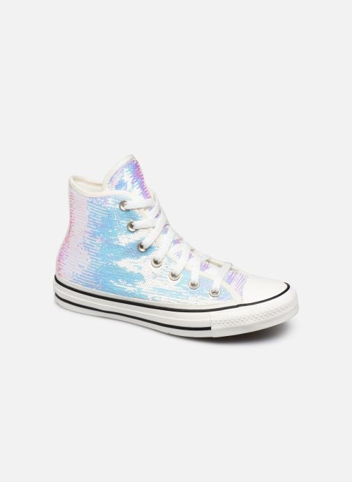 Trainers Converse Chuck Taylor All Star Minisequins Hi Multicolor detailed view/ Pair view