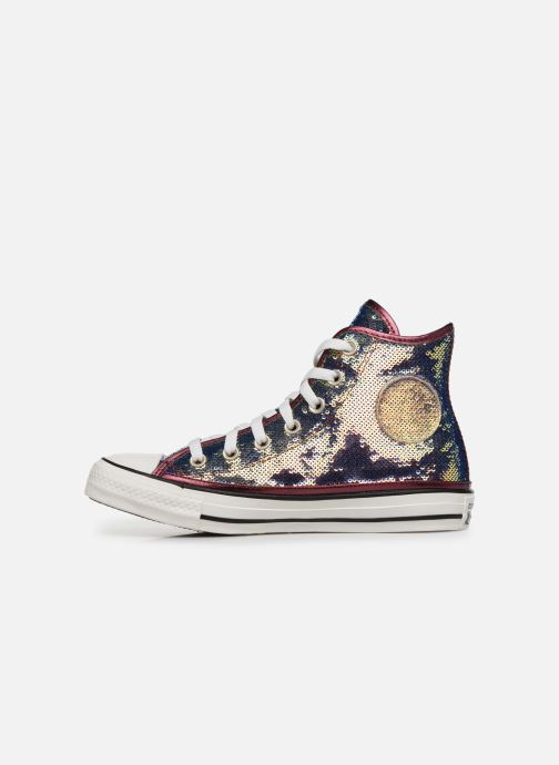 Trainers Converse Chuck Taylor All Star Minisequins Hi Multicolor front view