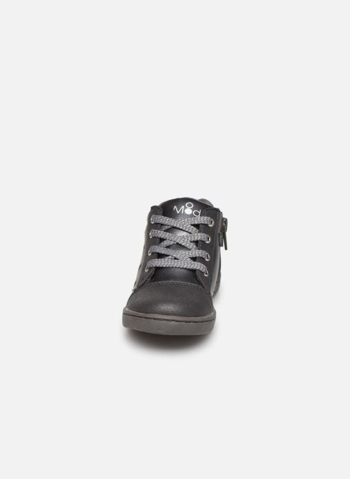Baskets Mod8 Oulawa Noir vue portées chaussures