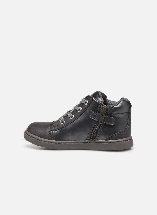 Sneakers Mod8 Oulawa Sort se forfra