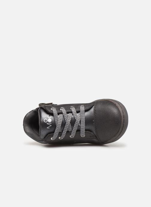 Sneakers Mod8 Oulawa Sort se fra venstre