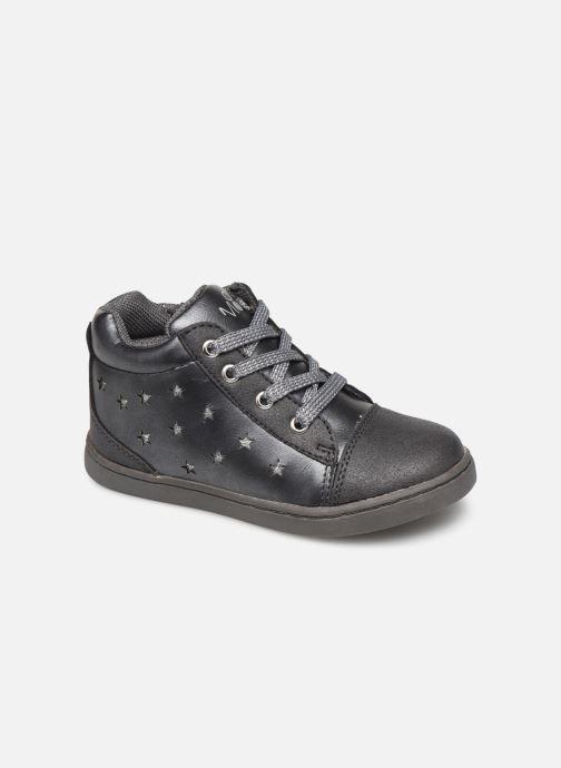 Sneakers Mod8 Oulawa Sort detaljeret billede af skoene