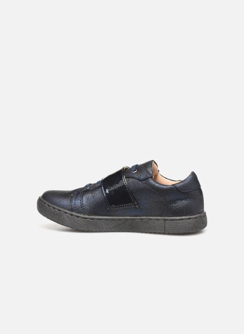 Sneaker Mod8 Bene blau ansicht von vorne