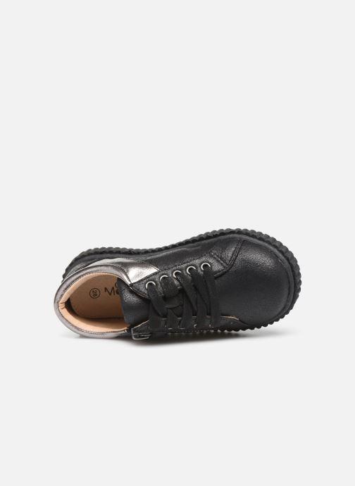 Sneakers Mod8 Fiesta Zwart links