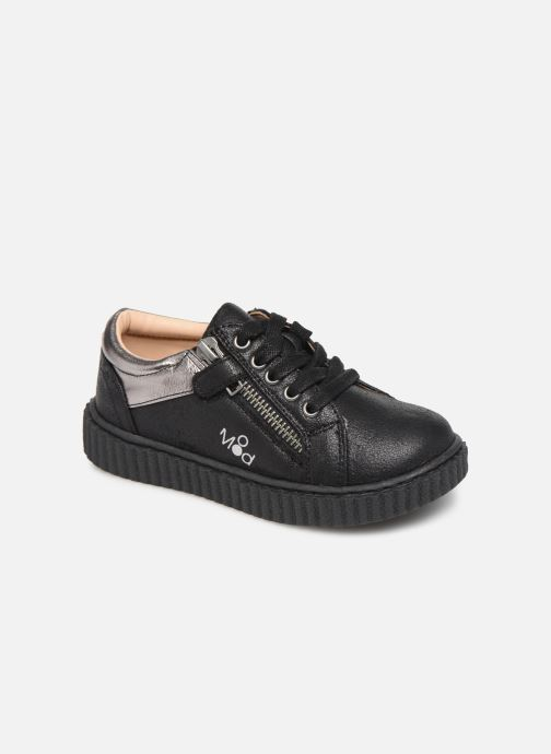 Trainers Mod8 Fiesta Black detailed view/ Pair view