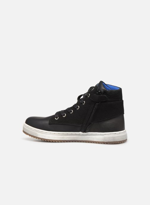 Baskets Mod8 Hyperstar Noir vue face