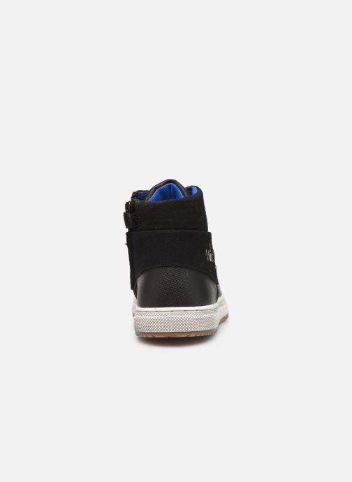 Sneaker Mod8 Hyperstar schwarz ansicht von rechts
