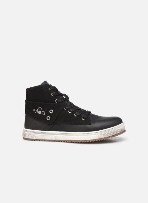 Sneaker Mod8 Hyperstar schwarz ansicht von hinten
