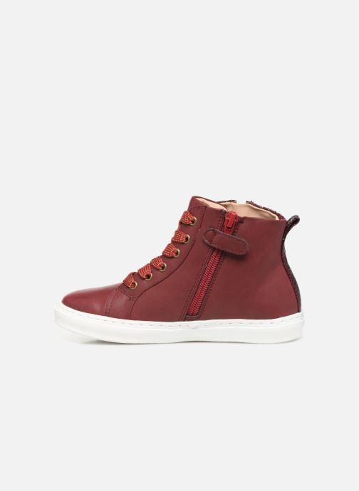 Sneakers Mod8 Lisi Bordeaux se forfra