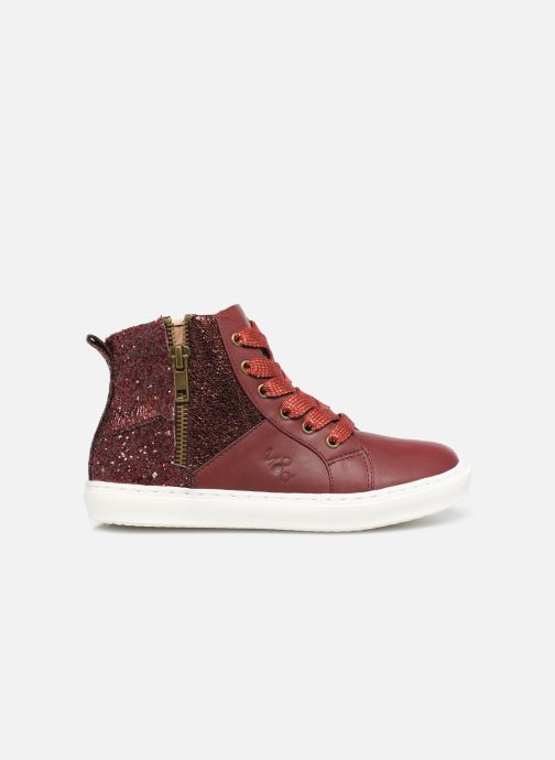 Trainers Mod8 Lisi Burgundy back view