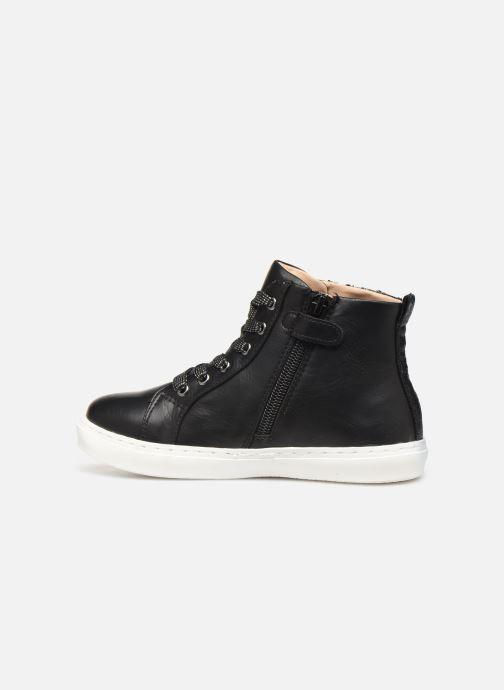 Sneakers Mod8 Lisi Zwart voorkant