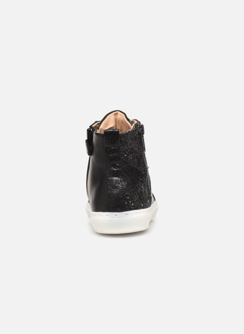 Trainers Mod8 Lisi Black view from the right