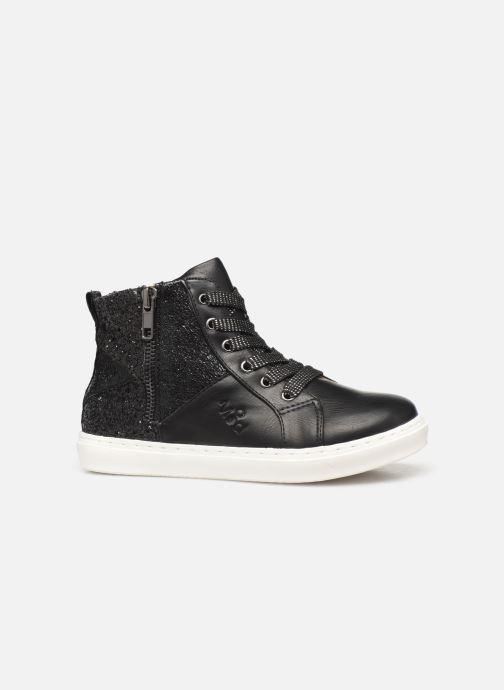 Sneakers Mod8 Lisi Zwart achterkant