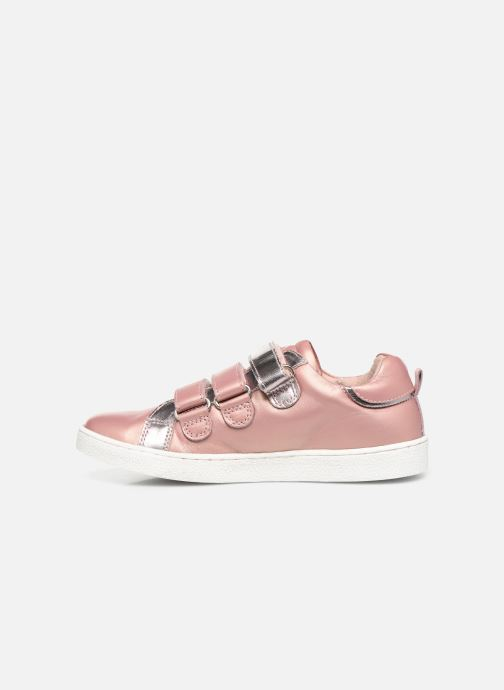 Sneakers Mod8 Miss Argento immagine frontale