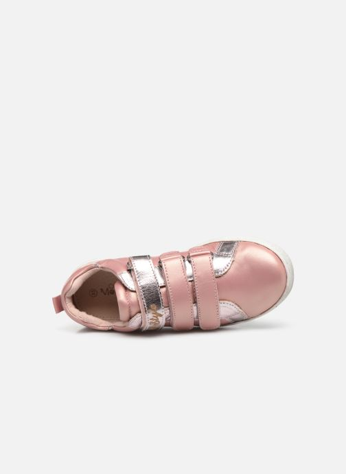 Sneakers Mod8 Miss Argento immagine sinistra