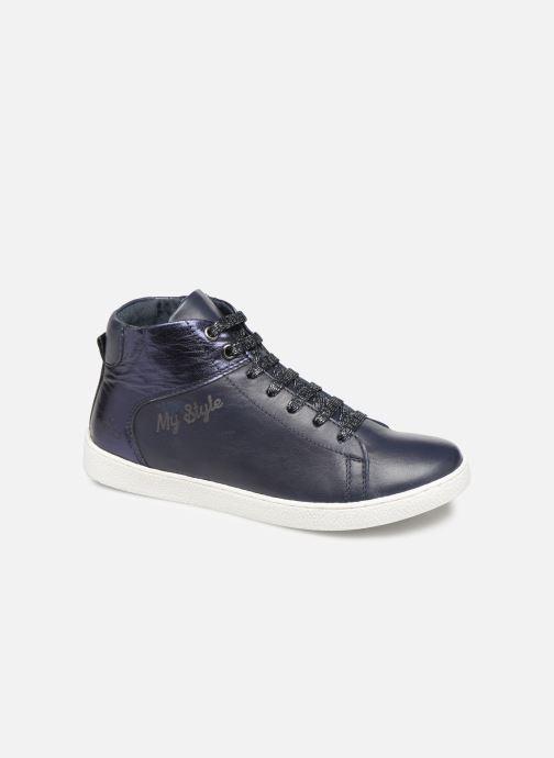 Sneakers Mod8 Mistigri Azzurro vedi dettaglio/paio