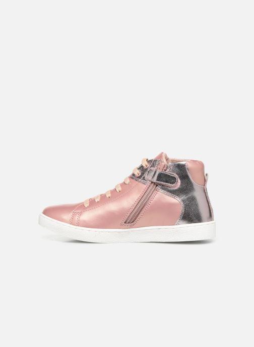 Sneakers Mod8 Mistigri Roze voorkant