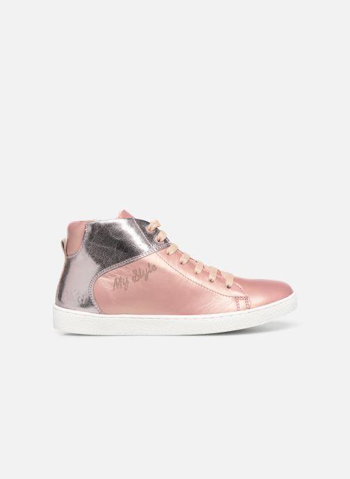 Sneakers Mod8 Mistigri Roze achterkant
