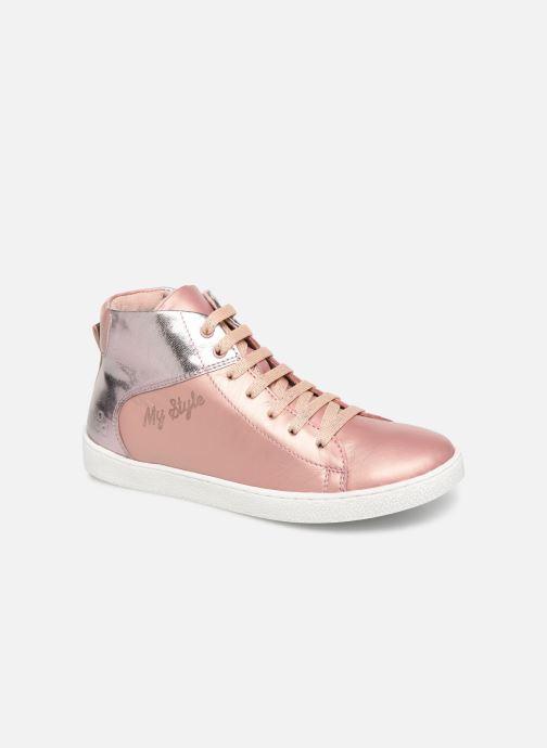 Sneakers Mod8 Mistigri Roze detail