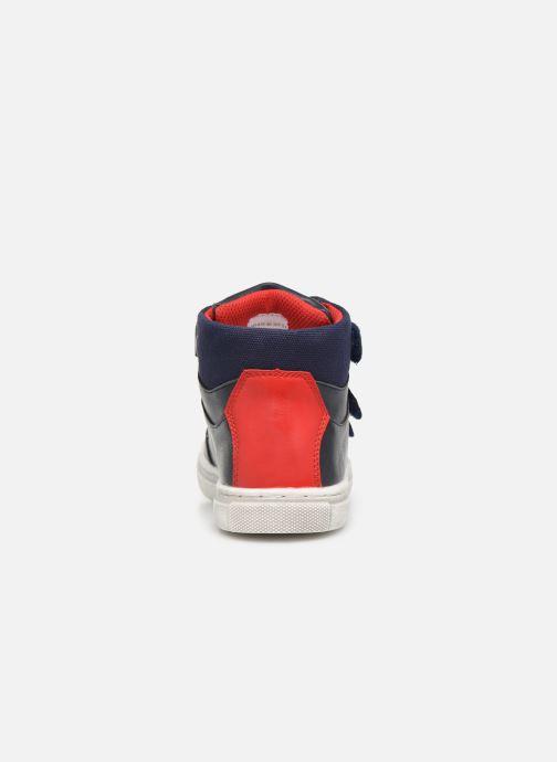 Sneaker Mod8 Swaprey blau ansicht von rechts