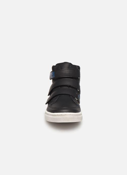 Baskets Mod8 Swaprey Bleu vue portées chaussures