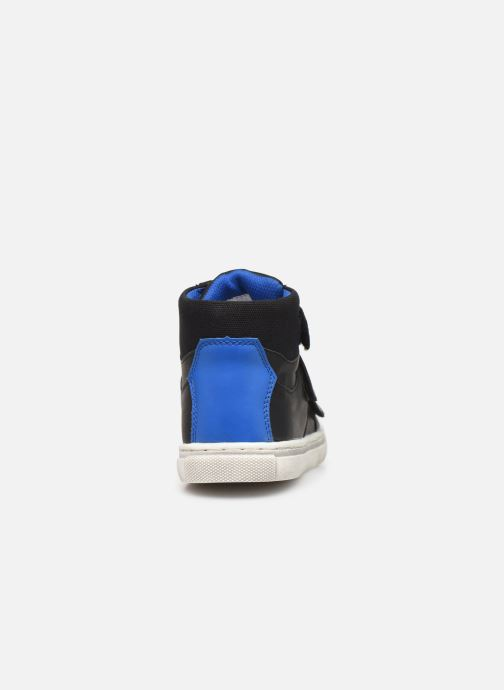 Baskets Mod8 Swaprey Bleu vue droite