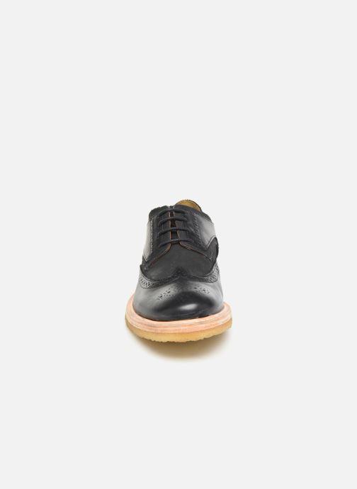 Chaussures à lacets TBS Aderley Bleu vue portées chaussures
