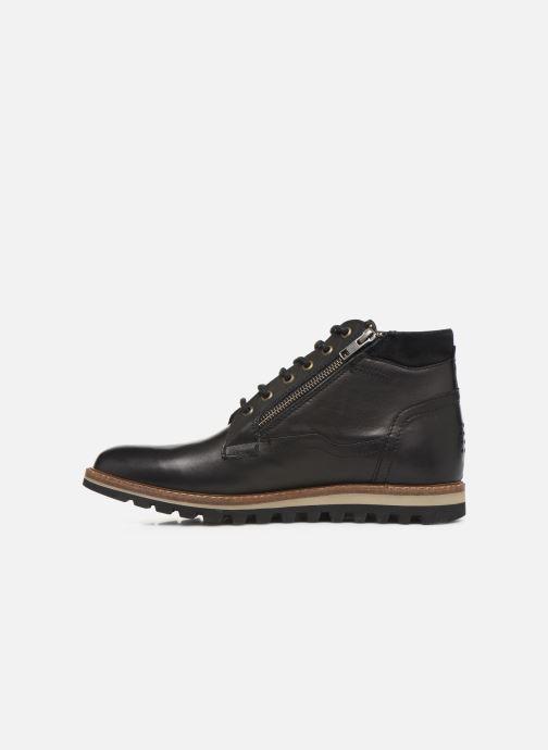 Bottines et boots TBS Holmenn Noir vue face