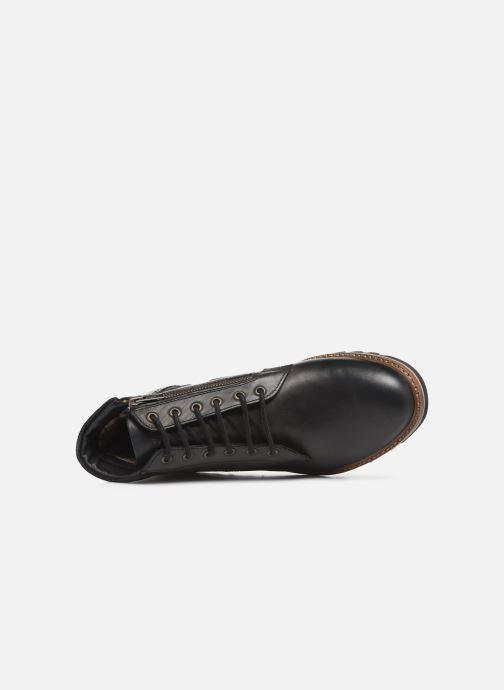 Bottines et boots TBS Holmenn Noir vue gauche