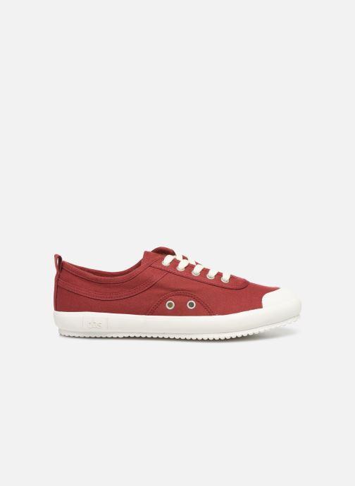 Sneaker TBS Pernick S rot ansicht von hinten