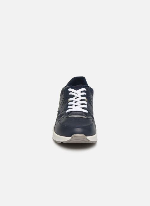 Sneakers TBS Pulsayr Azzurro modello indossato