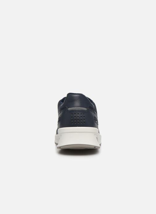 Sneakers TBS Pulsayr Azzurro immagine destra