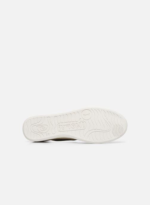 Sneakers Camper UNO W Beige boven