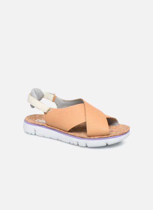 Sandali e scarpe aperte Camper ORUGA W Marrone vedi dettaglio/paio