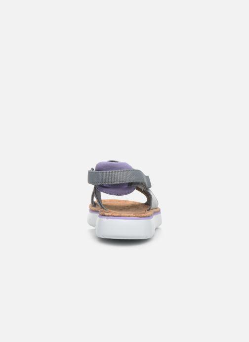 Sandali e scarpe aperte Camper ORUGA W Grigio immagine destra