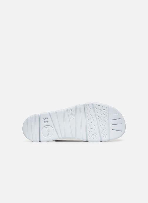 Sandali e scarpe aperte Camper ORUGA W Grigio immagine dall'alto