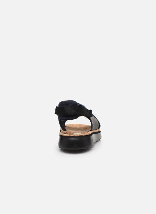 Sandalen Camper ORUGA W schwarz ansicht von rechts