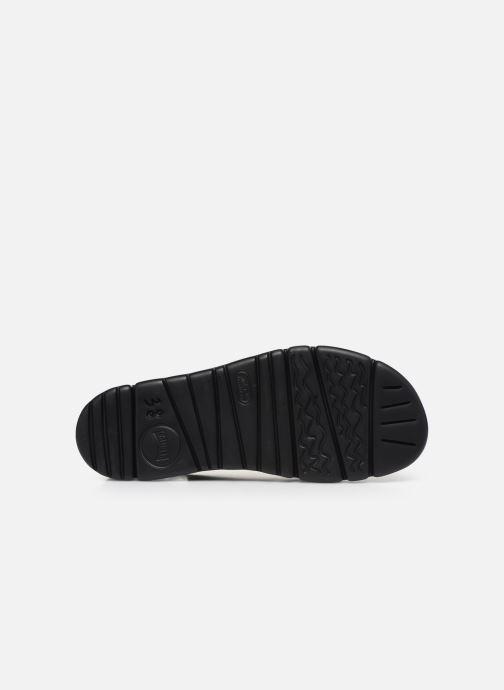 Sandalen Camper ORUGA W schwarz ansicht von oben