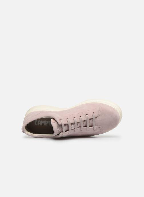 Sneaker Camper RUNNER UP rosa ansicht von links