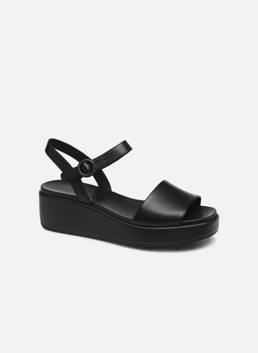 Sandales et nu-pieds Camper MISIA Noir vue détail/paire