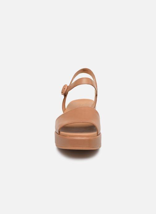 Raccomandare Scarpe Donna Camper MISIA Marrone Sandali e scarpe aperte 409766 DUFIhudDSI54
