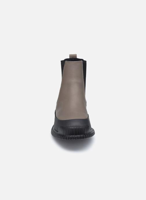 Bottines et boots Camper PIX Beige vue portées chaussures