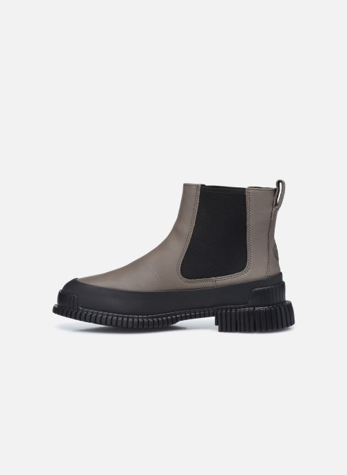 Bottines et boots Camper PIX Beige vue face