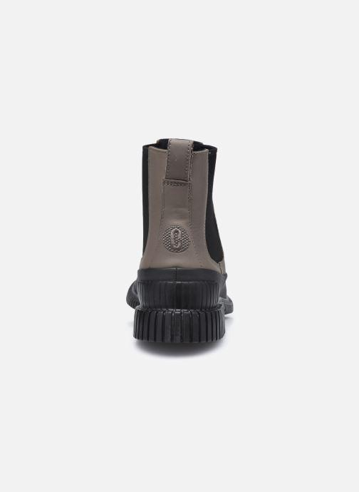 Bottines et boots Camper PIX Beige vue droite